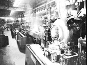 アビー・エトナ社製2インチ電縫製管機