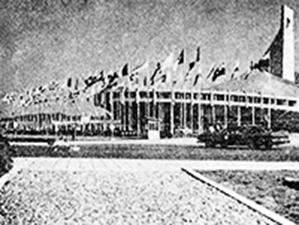 東京オリンピックに使用されたマルイチポール